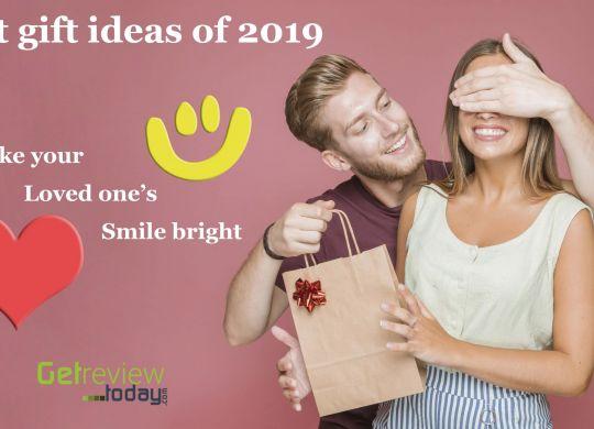 Best gift ideas of 2019 – Make your loved one smile bright-getreviewtoday