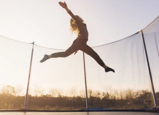 Best Trampoline for Your Family 2019
