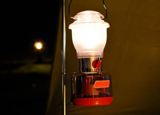 best rechargeable lantern for camping