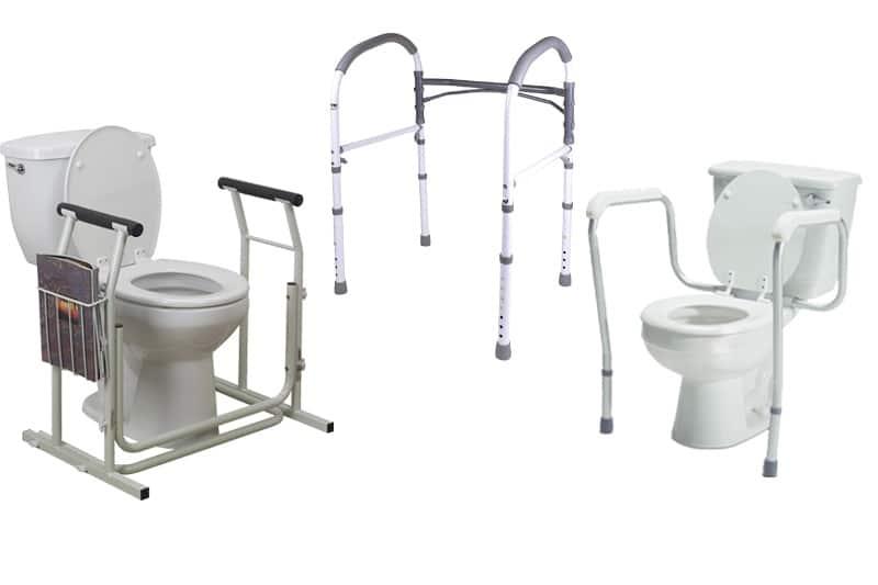 Best Toilet Safety Rail