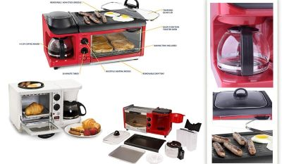 Toaster-oven-coffee-maker