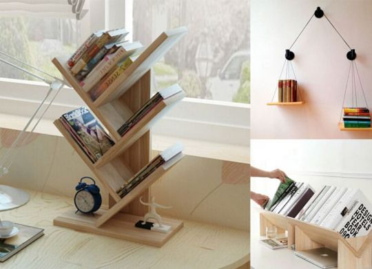 Best Bookshelf for Small Spaces