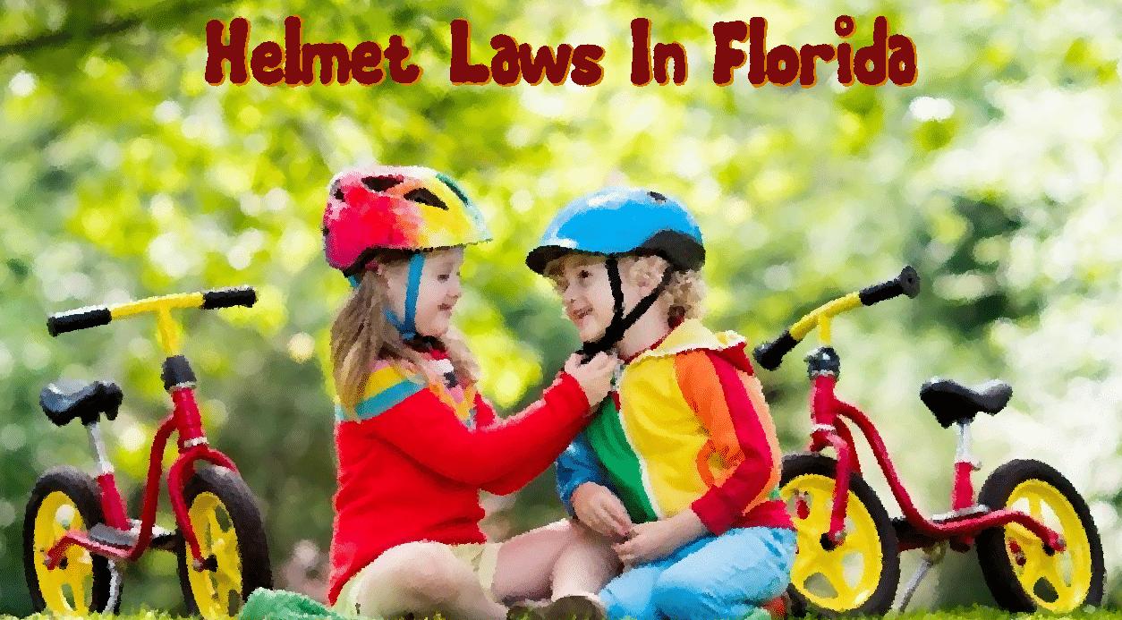 Helmet Laws In Florida