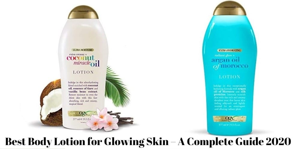 Best Body Lotion for Glowing Skin