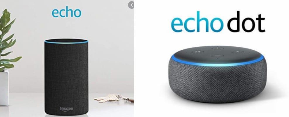Echo Dot Vs Echo Plus