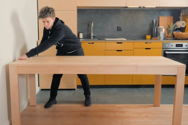 Foldable Dining Table for Small Spaces