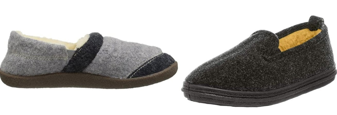 Slippers for Elderly with Balance Problems