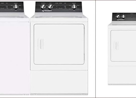 types Of Washing Machine