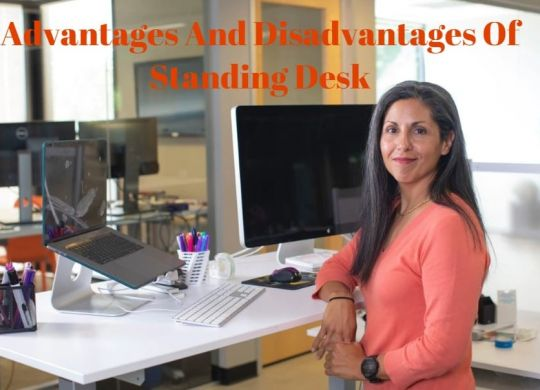 Advantages Of Standing Desk