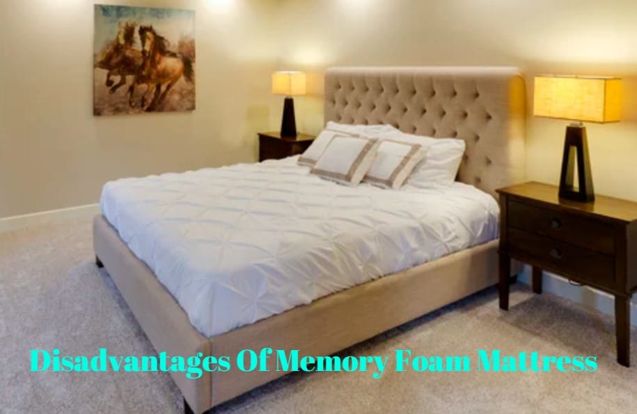 Disadvantages Of Memory Foam Mattress