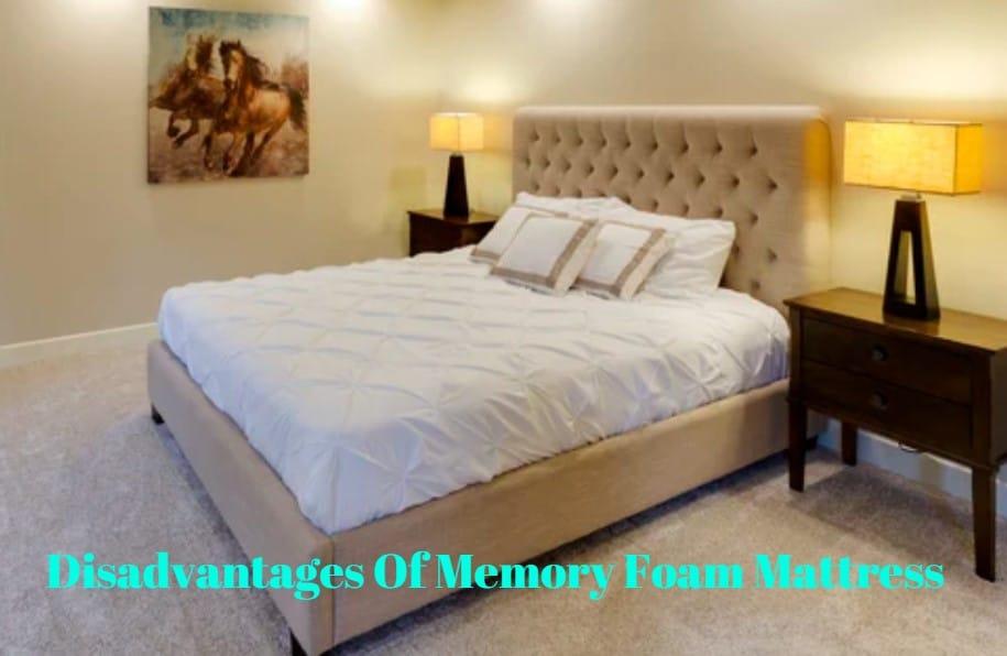 Disadvantages Of Memory Foam Mattress