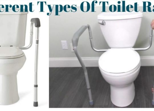 Different Types Of Toilet Rails