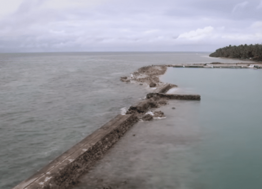 Top 25 Islands Affected By Rising Sea Levels