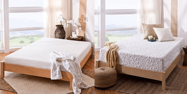 Spa Sensations Memory Foam Mattress Review