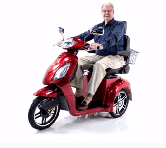 Why mobility scooters are increasingly popular