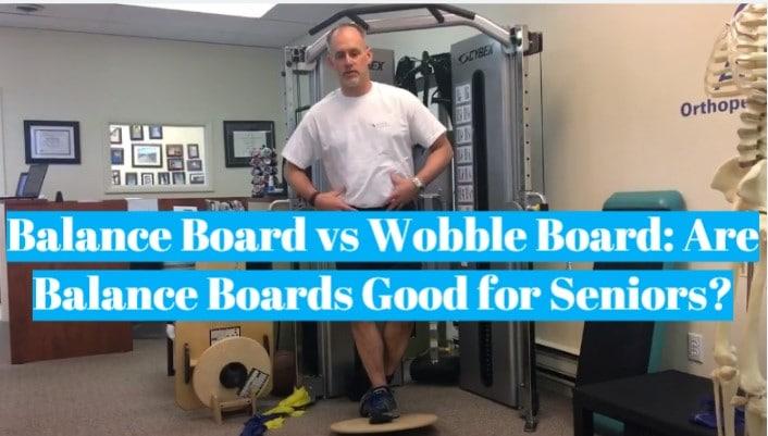 Balance Board vs Wobble