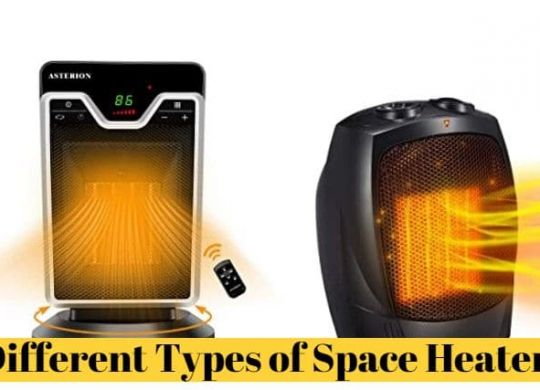 Different Types Of Space Heaters