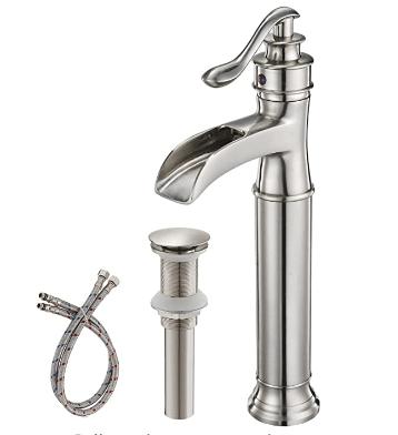 best bathroom faucets for vessel sinks