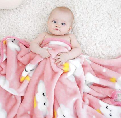 sleep sack or blanket for toddler